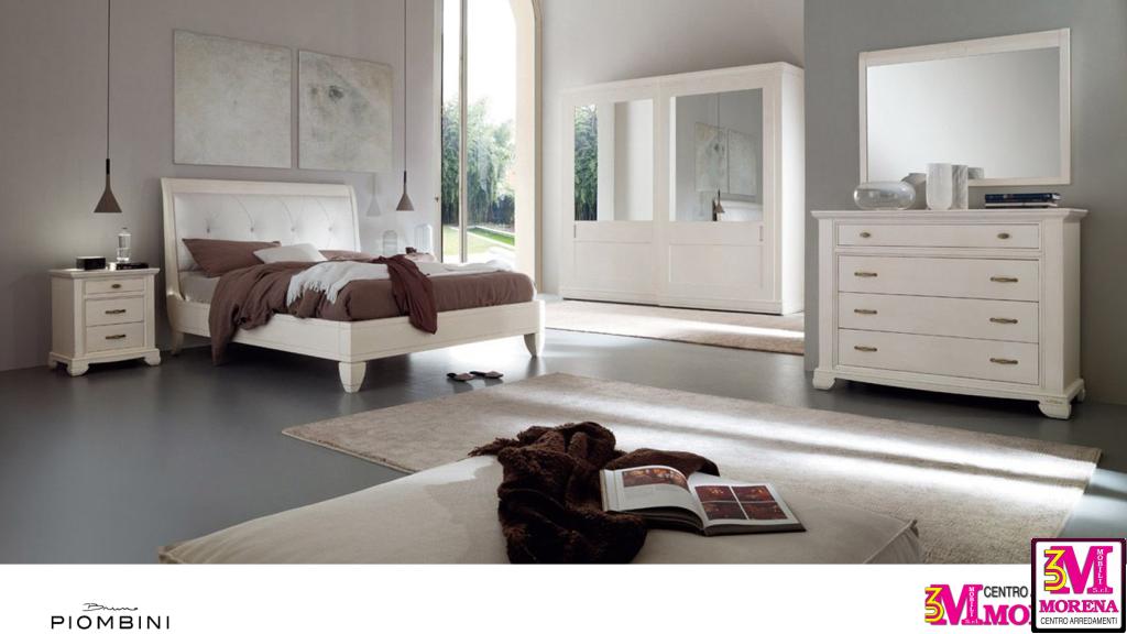 Camera arte bianca - Bruno piombini camere da letto ...