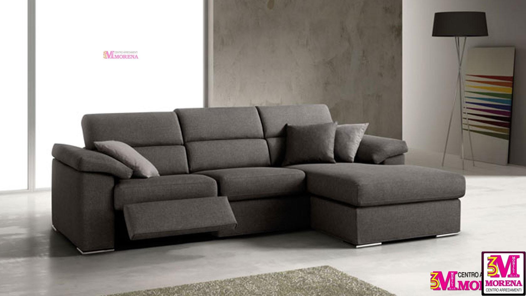 Divano touch for Divano 4 posti relax
