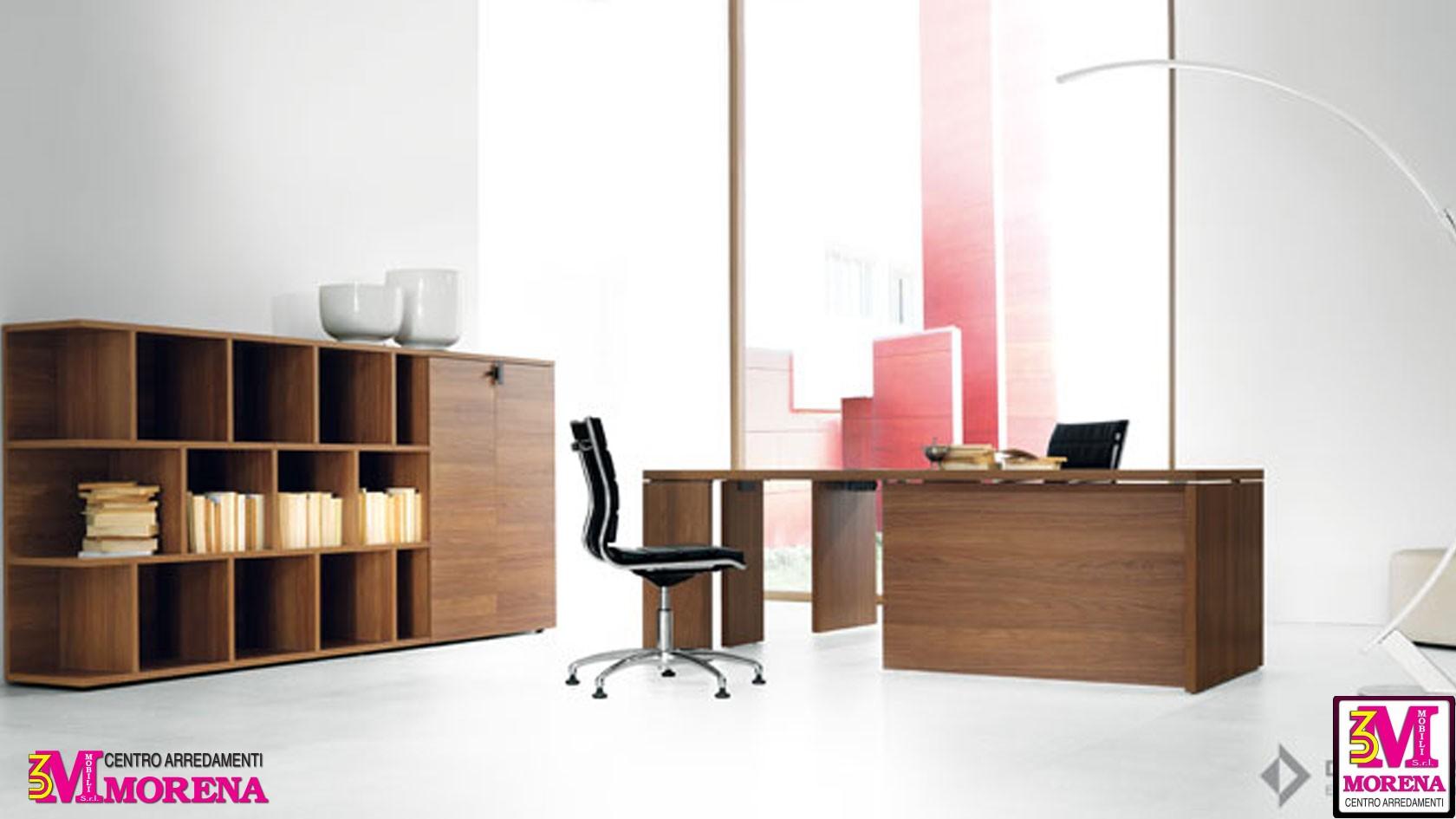 Mobili Per Ufficio Della Rovere : Ufficio lithos mmorena