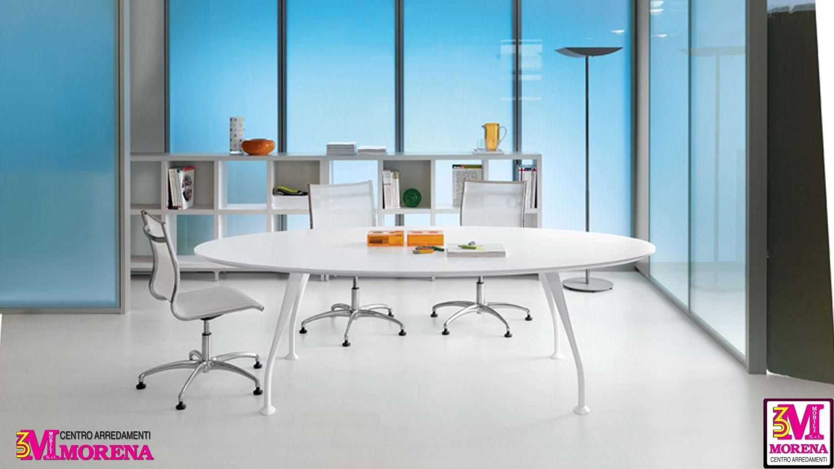 tavolo riunione meeting uni c. piedi - 3mmorena.it