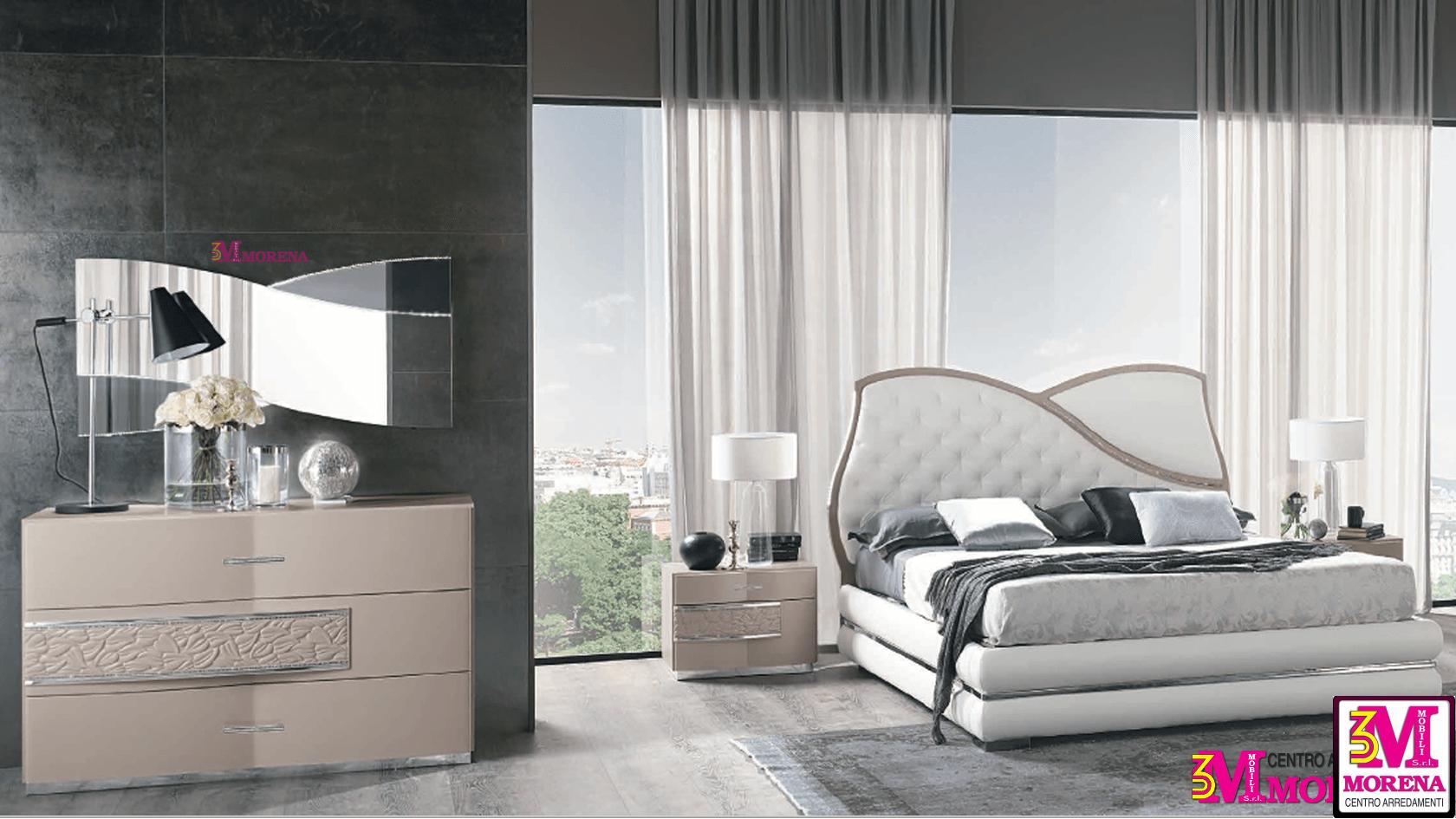 Camera nolita - Camera da letto classica contemporanea ...