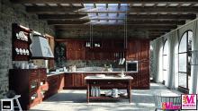cucina classica trevi