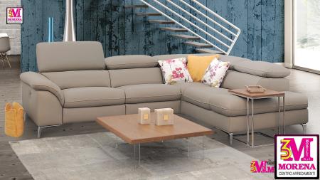 divano in pelle device b243